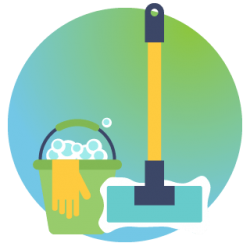 Bucket and Mop - Brighton and Hove cleaning company